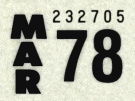 New Jersey License Plate Validation Registration Sticker